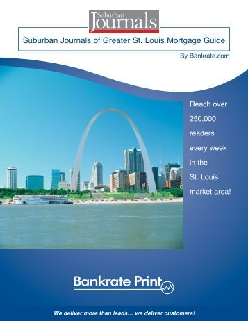 Suburban Journals of Greater St. Louis Mortgage Guide