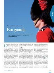 Em guarda - Linux Magazine