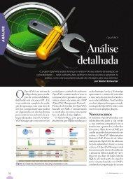 Análise detalhada - Linux New Media