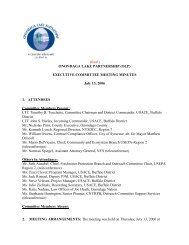 EXECUTIVE COMMITTEE MEETING MINUTES July 13, 2006 1 ...