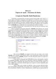 Exemplo de criação de Makefiles multi-plataforma