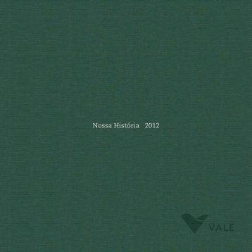 Nossa História 2012 - Vale.com