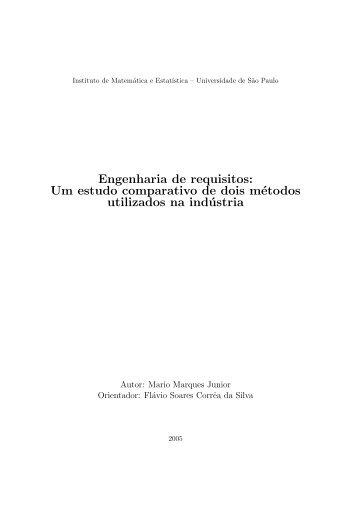 Monografia (.pdf) - Rede Linux IME-USP