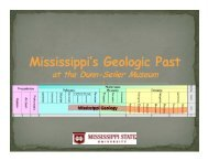 What is a Trilobite? - Mississippi State University