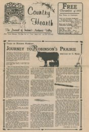 The Country Hearth Journal - Porter County, Indiana