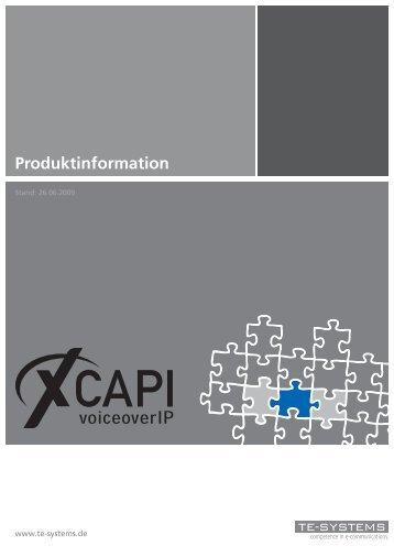 Produktinformation - C3000 - Support
