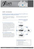 Produktinformation - C3000 - Support - Seite 5