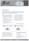 Produktinformation - C3000 - Support - Seite 6