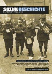 Sozialgeschichte - ein  Arbeitsheft für die Schule [PDF, 3MB