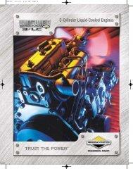 3-Cylinder Liquid-Cooled Engines - Briggs & Stratton