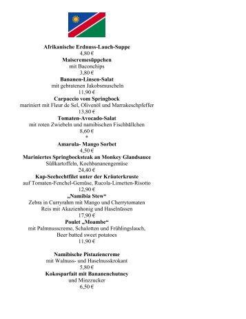 """Wirtshaus """"Mondo"""" - Saalbau Gastronomie"""
