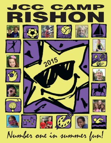 2015 JCC Summer Camp Rishon