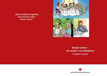 Ostati zdrav – ali umeti i sa bolestima - Österreichisches Rotes Kreuz