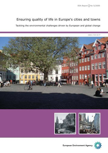 Ensuring quality of life in Europe's cities and towns - Temis