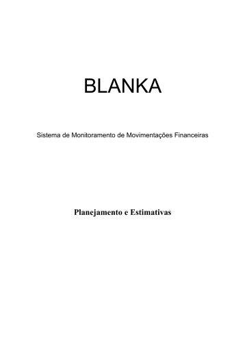 BLANKA - Rede Linux IME-USP