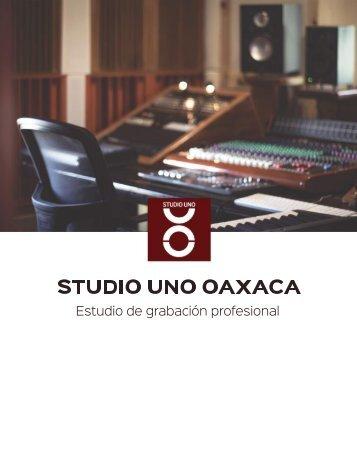 STUDIO UNO OAXACA