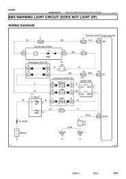 ABS WARNING LIGHT CIRCUIT (DOES NOT ... - Highlander Club