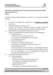 Anlage - und Rechnungswesen - Mecklenburg-Vorpommern