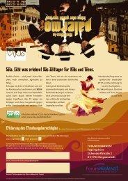 FORUM WIEDENEST Tagungsbüro Eichendorffstraße 2 D 51702 ...
