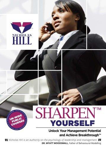 sharpen-yourself