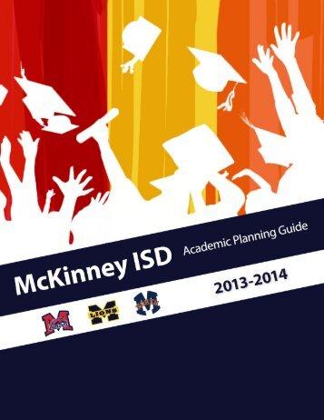 dual credit courses - McKinney Independent School District