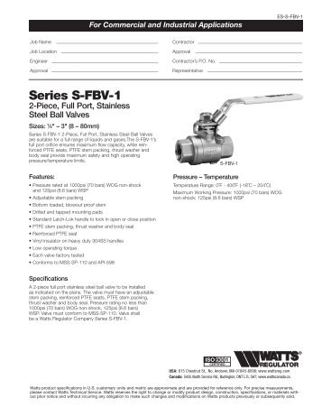 maxon shut off valve 5008 pdf