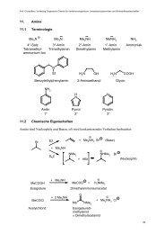 Amin 2 - Organische Chemie - Christoffers