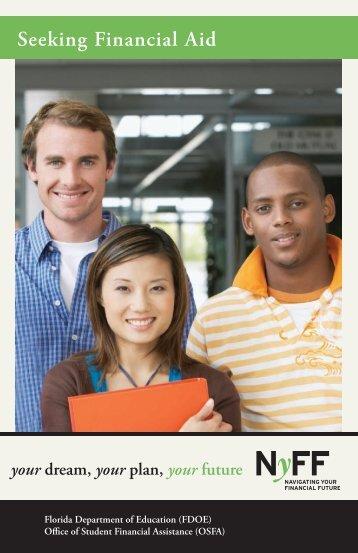 Financial Aid brochure - Navigating Your Financial Future