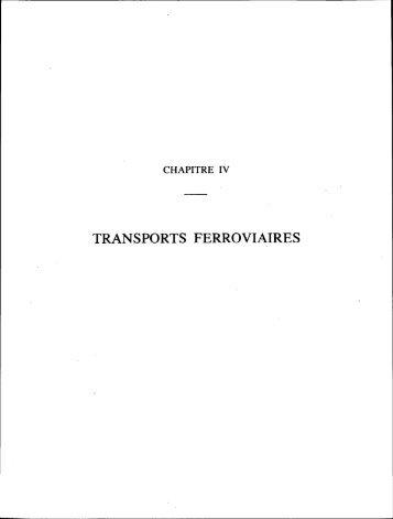 Transports ferroviaires : S.N.C.F. - Temis