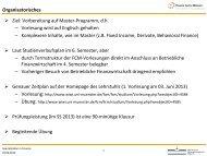 2. Vorstellung_Vertiefung_Finance_SS_2013.pdf - Fachschaft WiWi