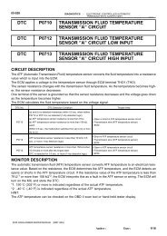 DTC P0110 INTAKE AIR TEMPERATURE     - Highlander Club