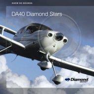 DA40 Diamond Stars - Diamond Aero