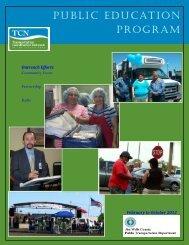 Download: Public Education Program (Final Report) - Tcncb.org