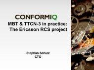 Automated Test Design - TTCN-3