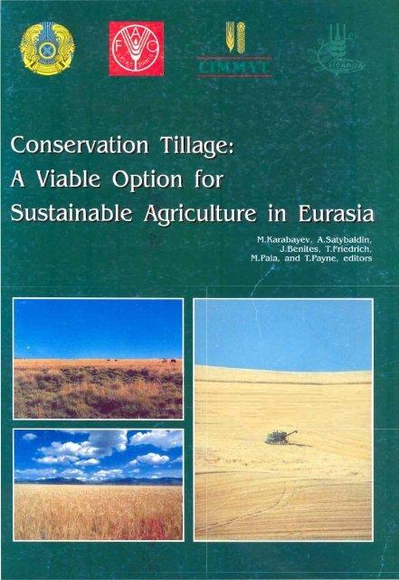 Conservation Tillage Cimmyt
