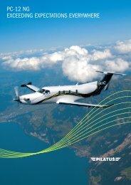 PC-12 NG - Fact Sheet - Pilatus Centre Canada