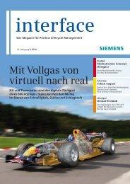 Interface 2/2010 - Syhag CAE Tools