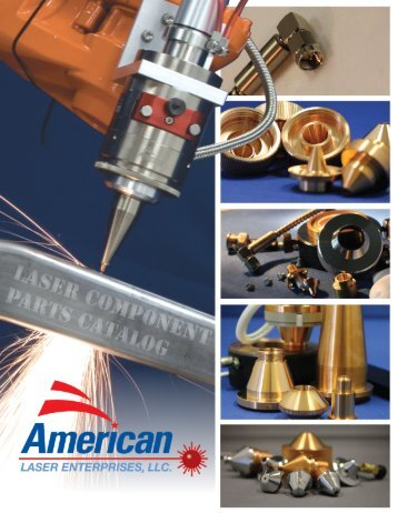Precitec Parts Catalog - American Laser Enterprises, LLC.