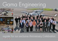 Gama Engineering - Mistral Aviation