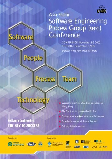 Software Engineering Process Group (SEPG) Conference