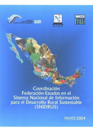 El Libro Azul (Normatividad, Programa de Trabajo) - Portal OEIDRUS