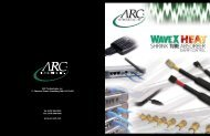 ARC Technologies, Inc. 11 Chestnut Street • Amesbury, MA 01913 ...