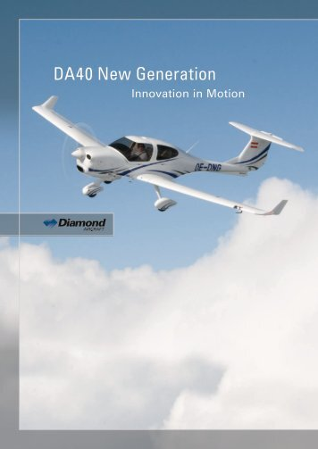 DA40 New Generation