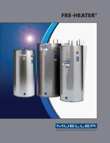 fre-heater - Paul Mueller Company