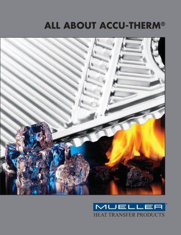 about accu-therm - Paul Mueller Company