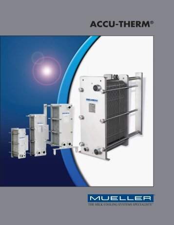 ACCU-THERM® - Paul Mueller Company
