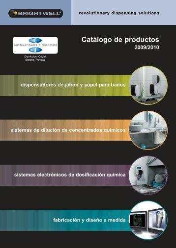 Catálogo Brightwell 2009 - Ctautomatismos.com