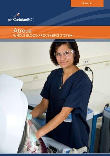 Atreus System 3C Overview - EMEA