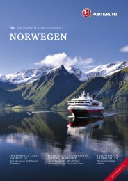 NORWEGEN - von Elch Adventure Tours