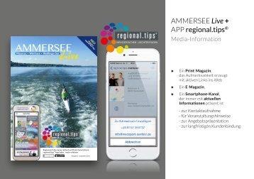 Ammersee Live - Mediadaten